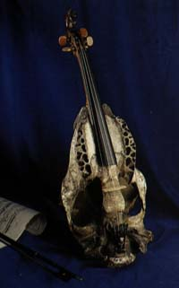 Horse-head fiddle