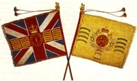 Suffolk Regiment Colours